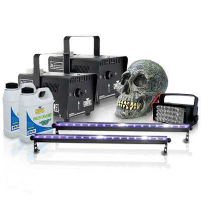 Halloween Packages & Effects